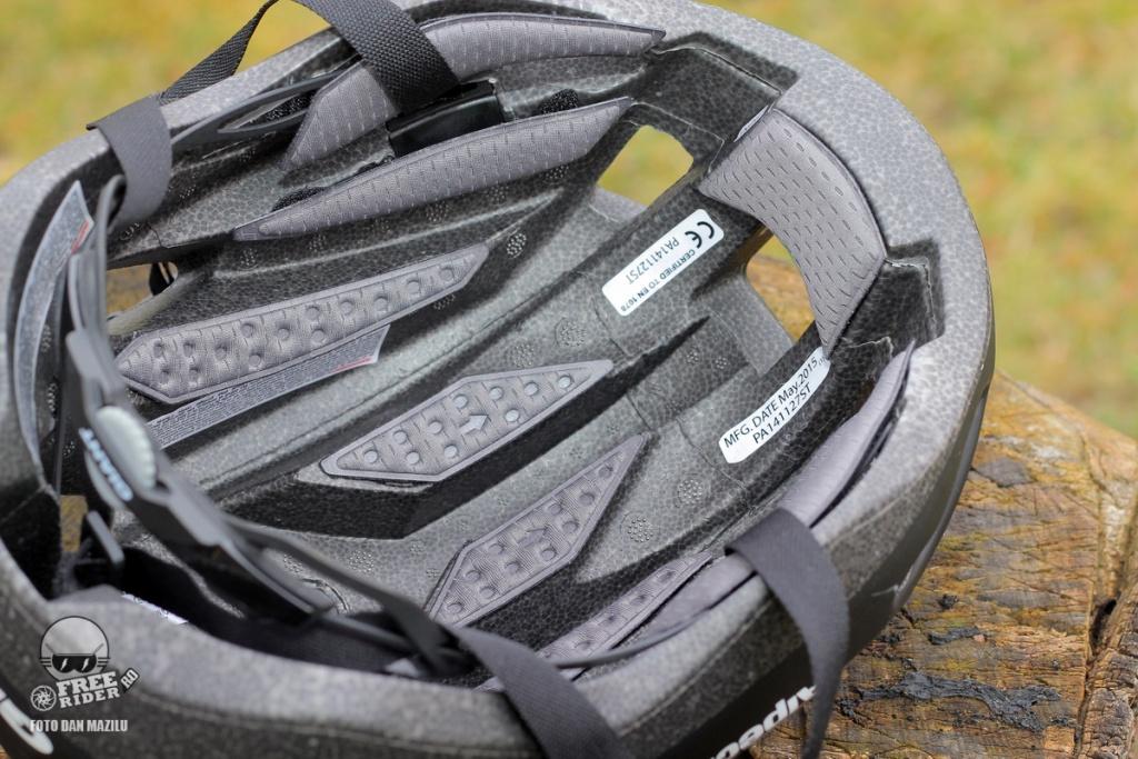 test review recenzie casca ciclism giant rivet 17