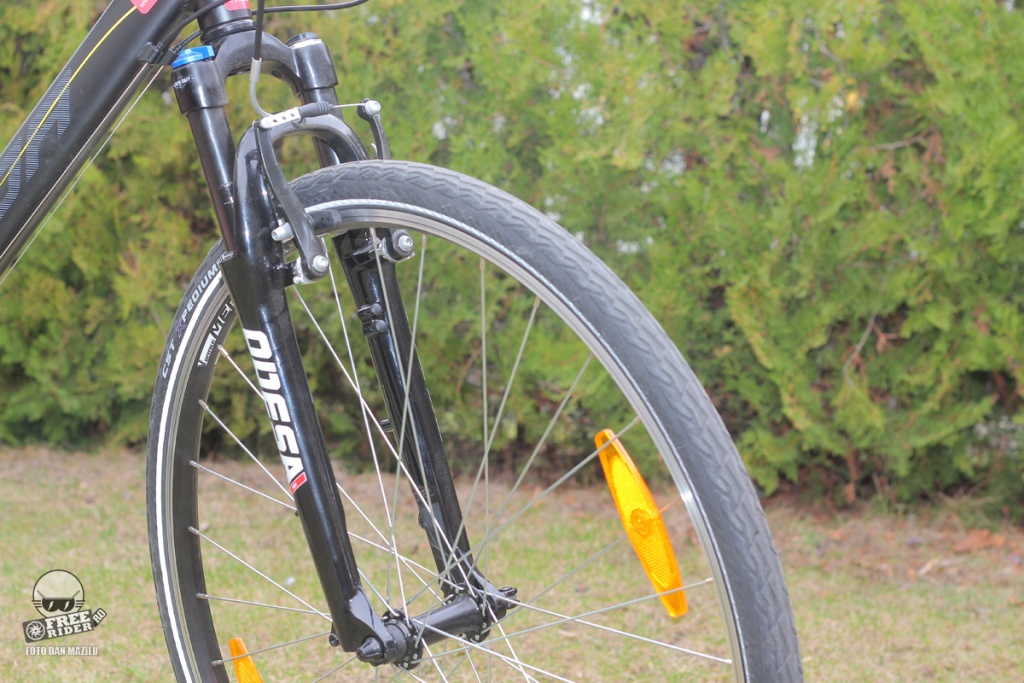review recenzie test furca spinner odesa 700C OS 06