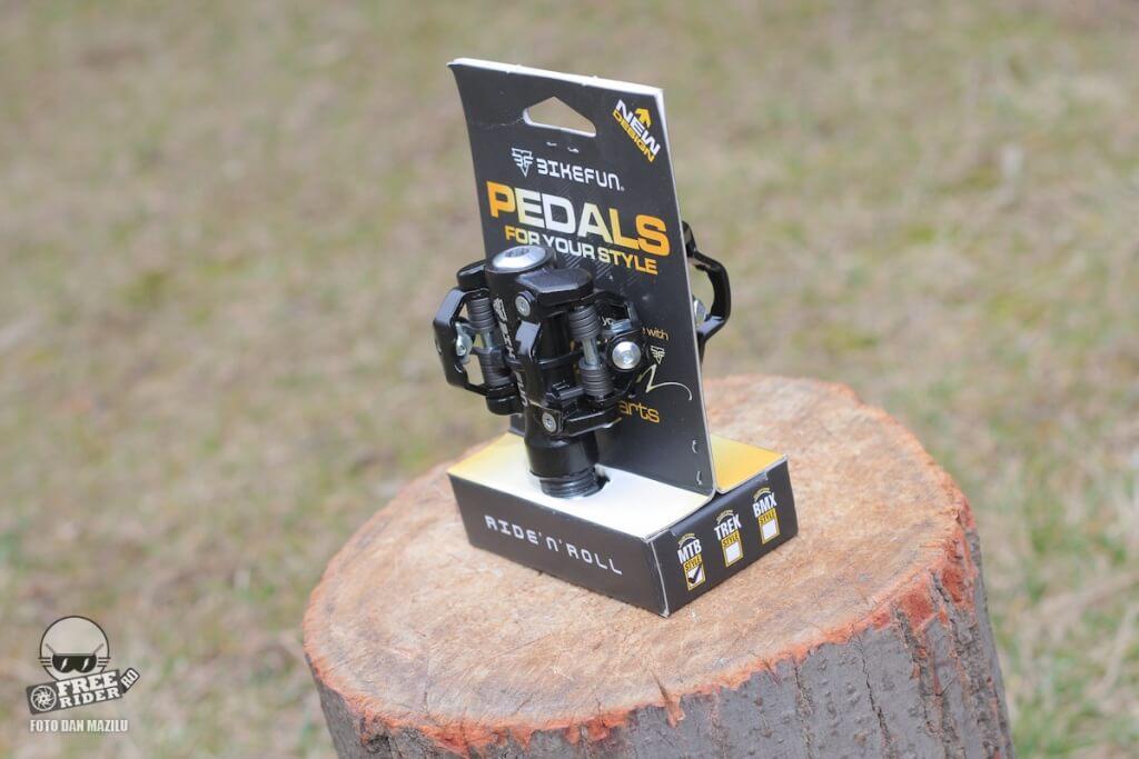 review recenzie test pedale automate spd bikefun dual trap 01
