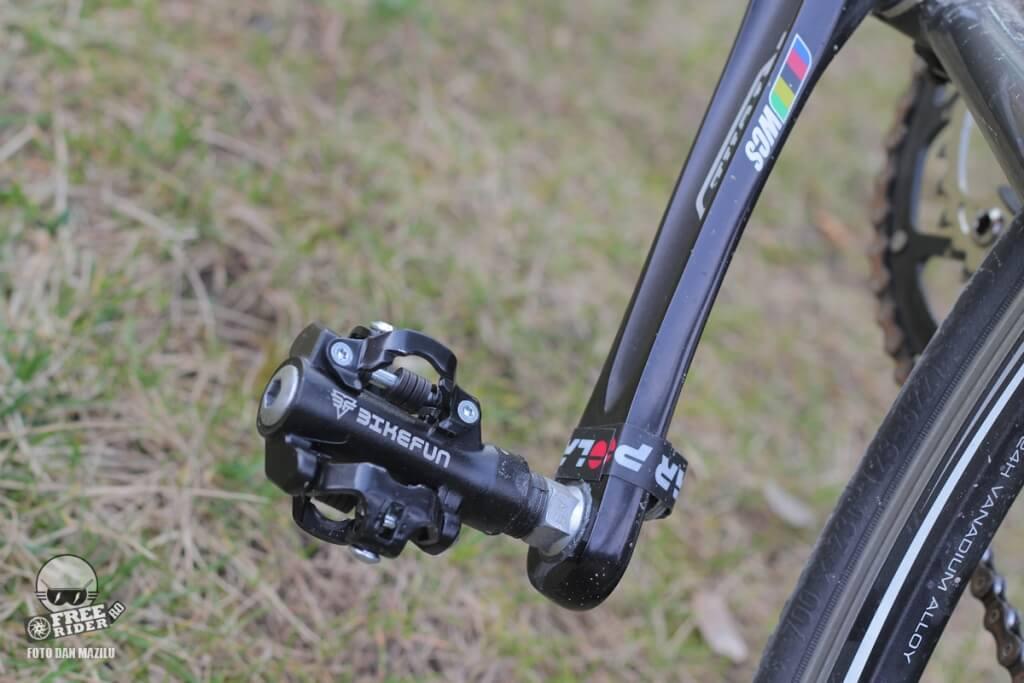 review recenzie test pedale automate spd bikefun dual trap 03