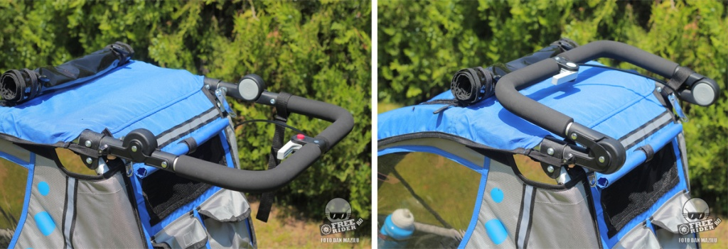 review test recenzie remorca bicicleta qeridoo jumbo 1kid 02