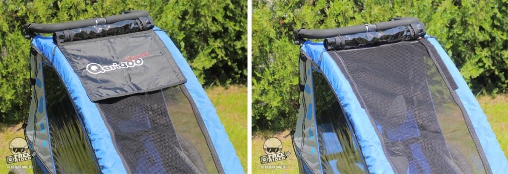 review test recenzie remorca bicicleta qeridoo jumbo 1kid 03