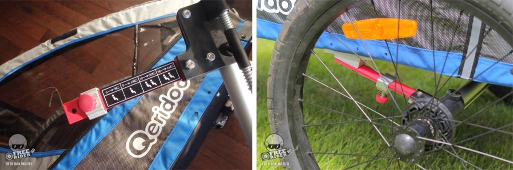 review test recenzie remorca bicicleta qeridoo jumbo 1kid 06