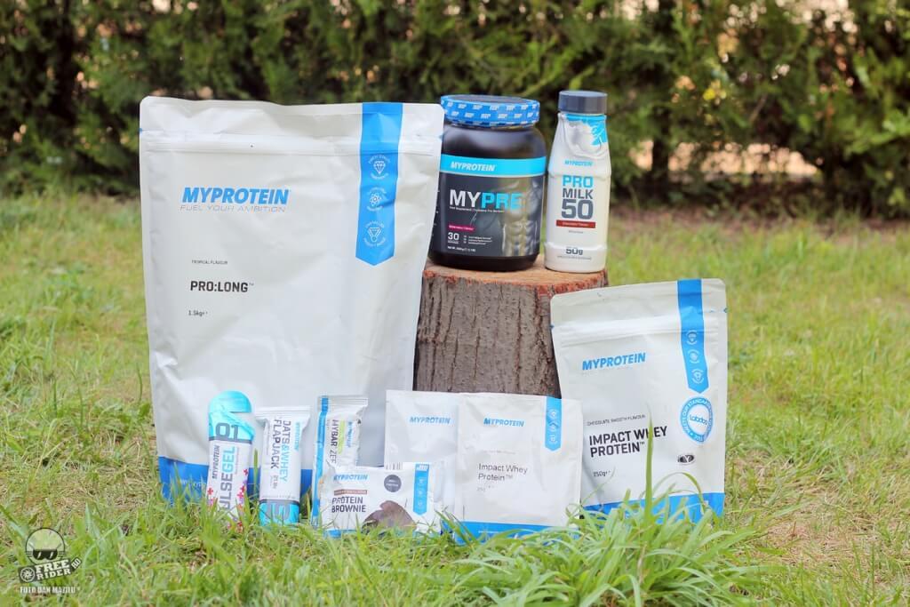 nutritie sportiva myprotein