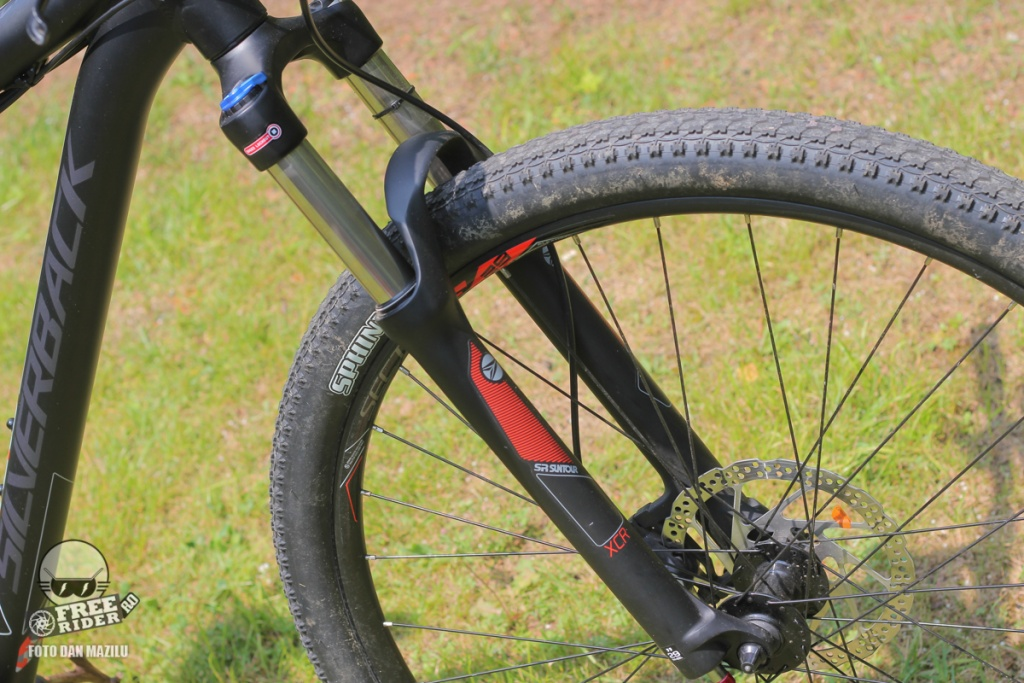 review recenzie test Silverback Spectra Comp 08