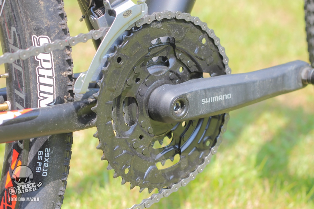 review recenzie test Silverback Spectra Comp 10