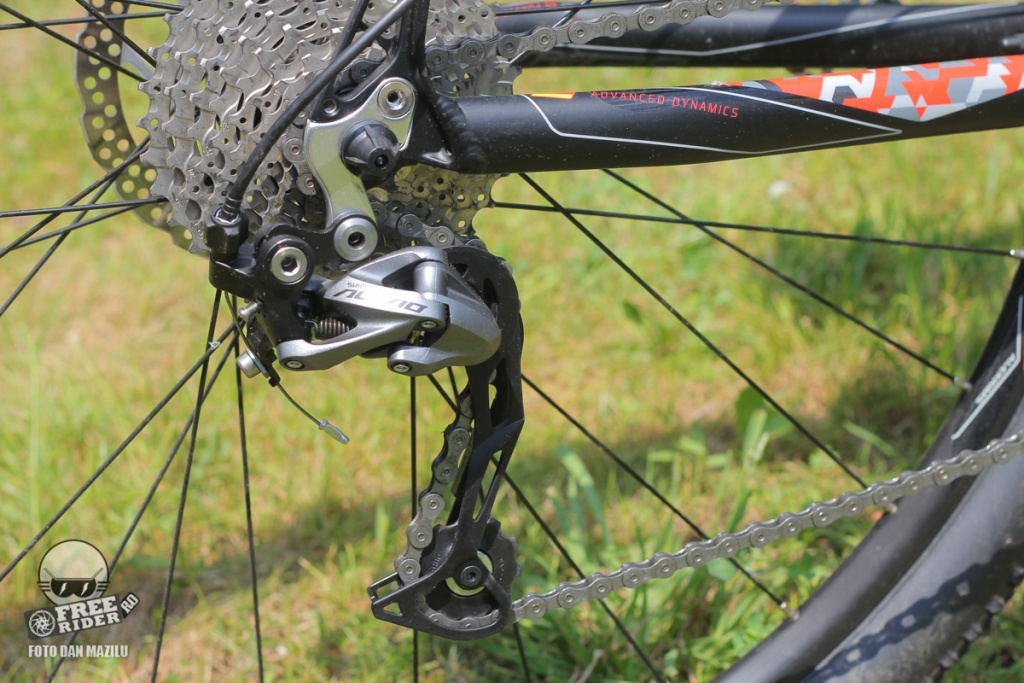 review recenzie test Silverback Spectra Comp 13