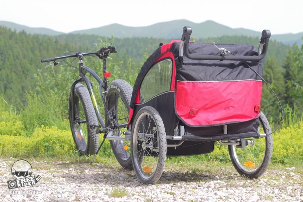 review recenzie test remorca qaba bicicleta 02