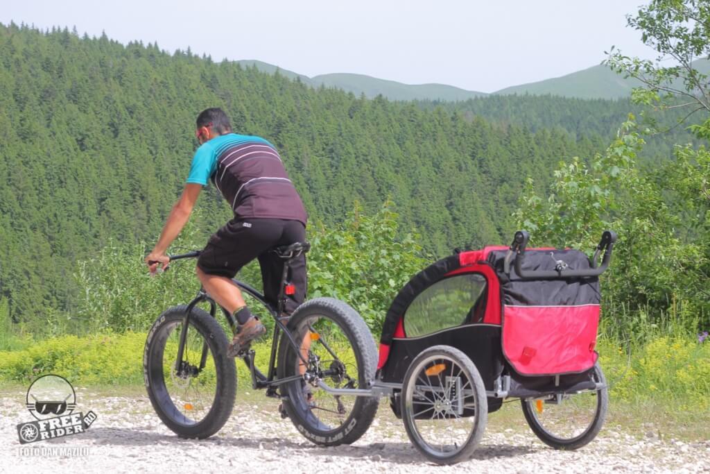 review recenzie test remorca qaba bicicleta 03