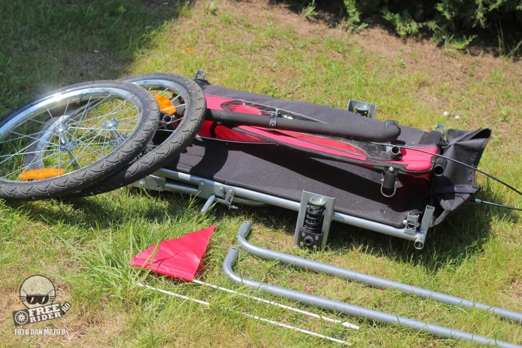review recenzie test remorca qaba bicicleta 14