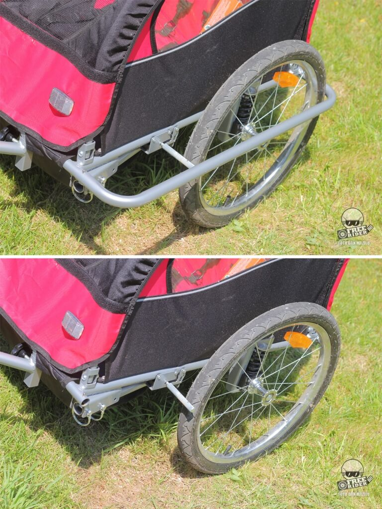 review recenzie test remorca qaba bicicleta 17