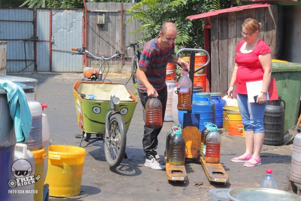 reciclare ulei Marian Scafaru uleiosul 09