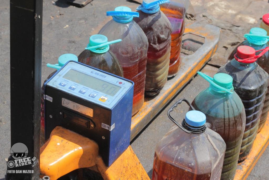 reciclare ulei Marian Scafaru uleiosul 10