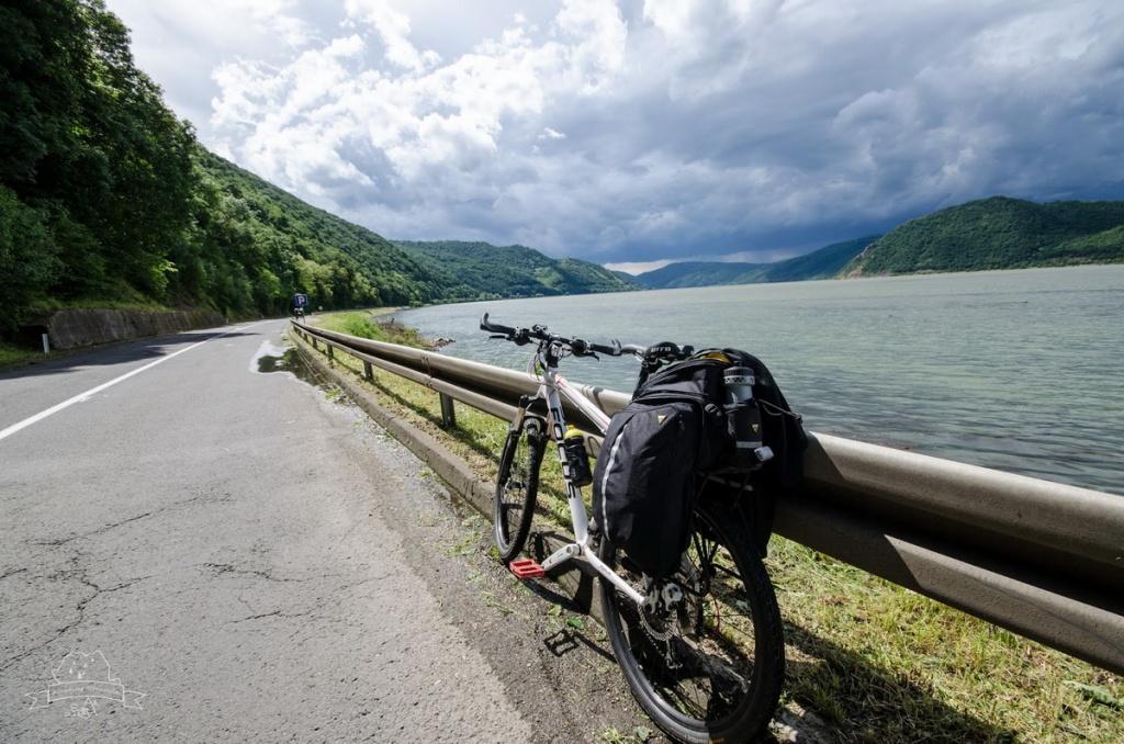traseu bicicleta Clisura Dunarii Orsova Golubat 12