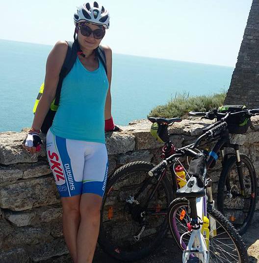Gabriela-Elena Airinei diabet turul romaniei bicicleta 02