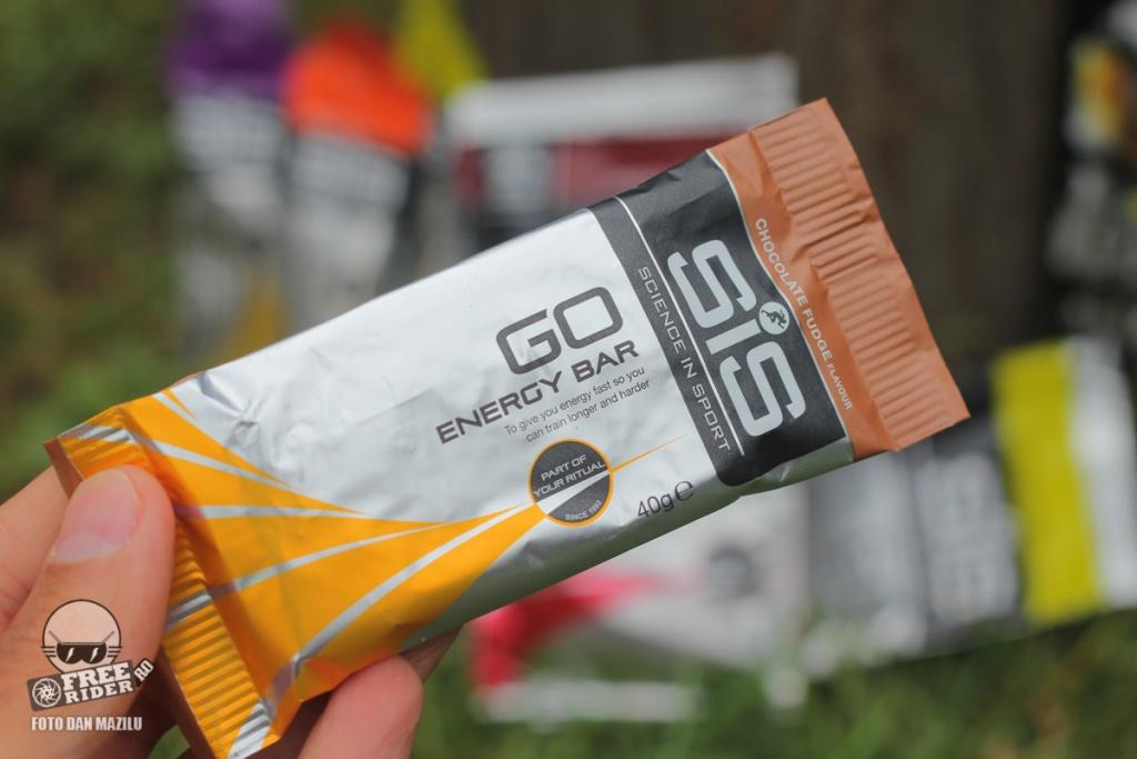 SiS Go Energy Bar, Ciocolată