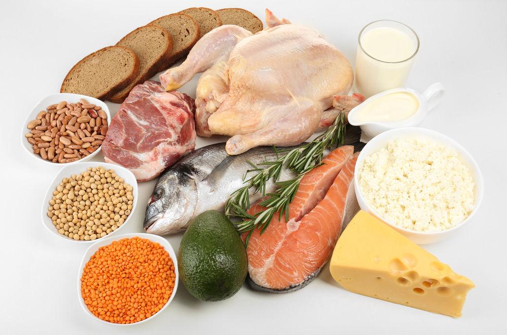Proteine de origine animală și vegetală