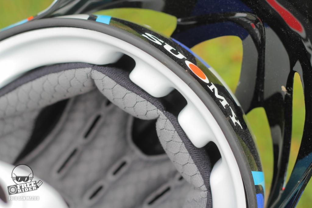 review test recenzie casca downhill suomy jumper 12