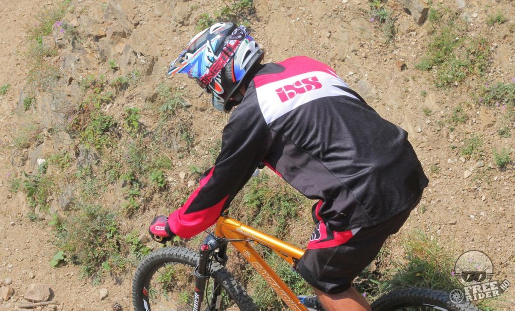 review test recenzie casca downhill suomy jumper 20