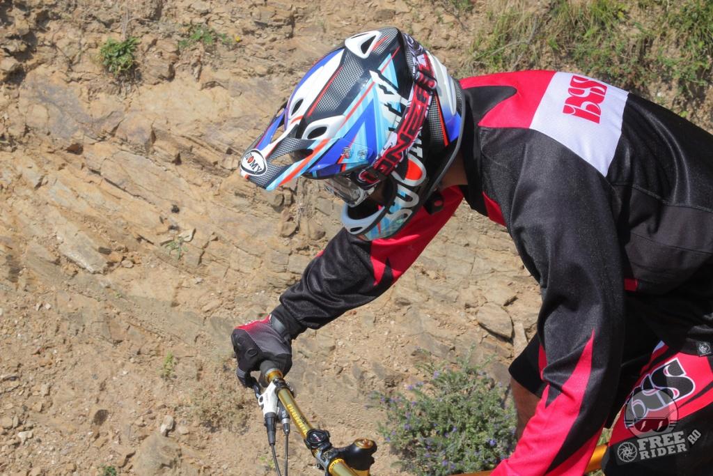 review test recenzie casca downhill suomy jumper 21