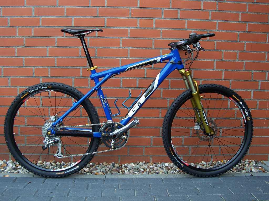 O bicicletă de XCO atractivă și în prezent!