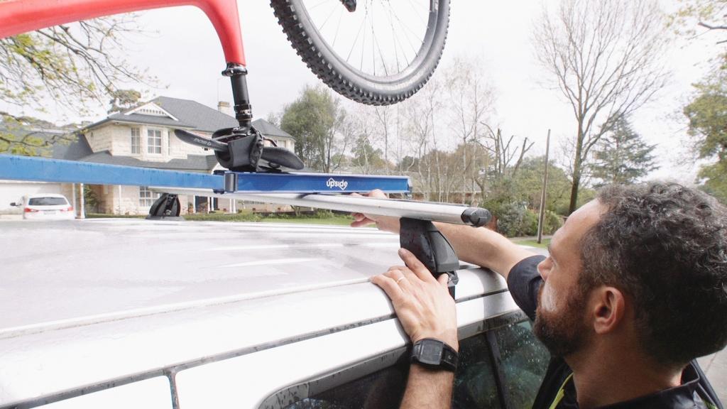 Upside-Racks-universal-roof-rack-bike-system-1