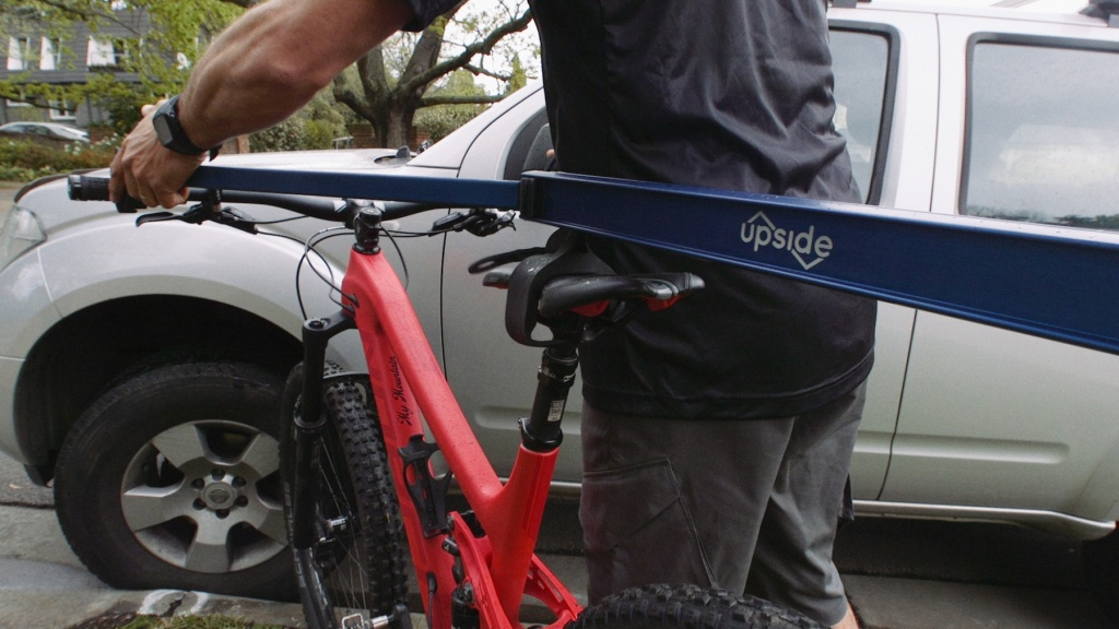 Upside-Racks-universal-roof-rack-bike-system-3