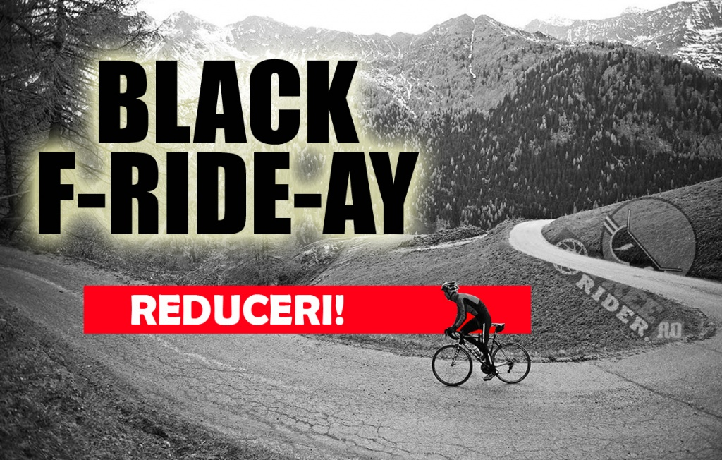 black friday biciclete 2016
