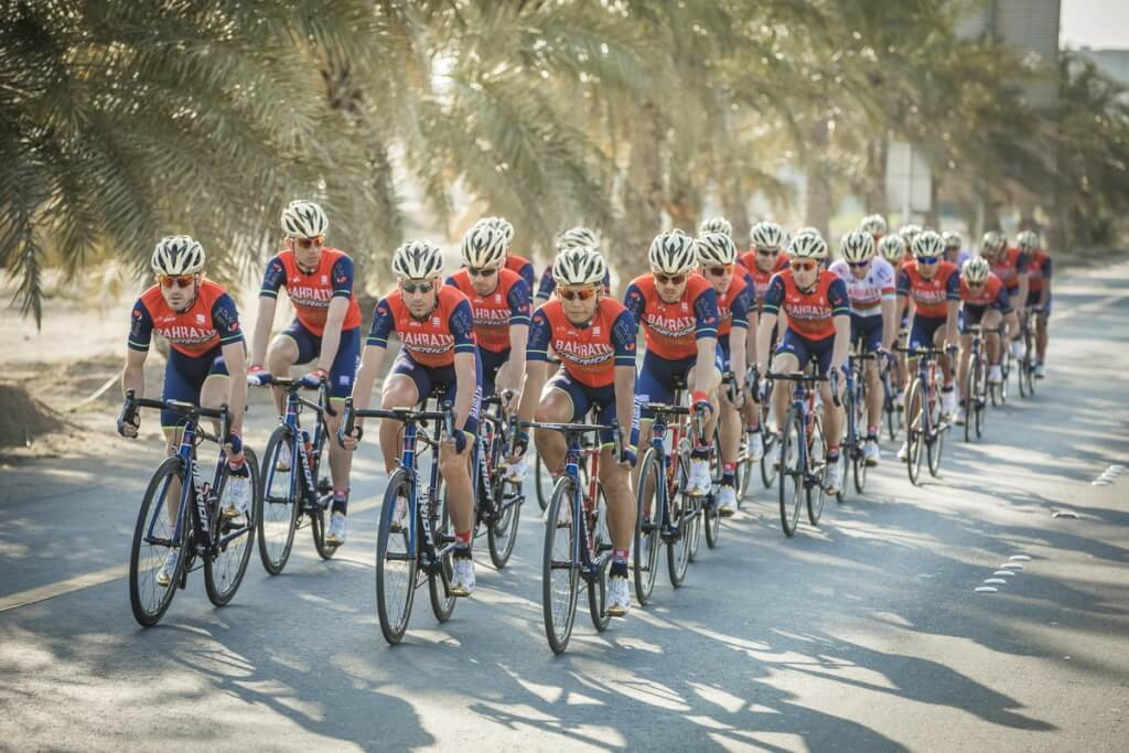 Bahrain Merida Pro Cycling Team 07