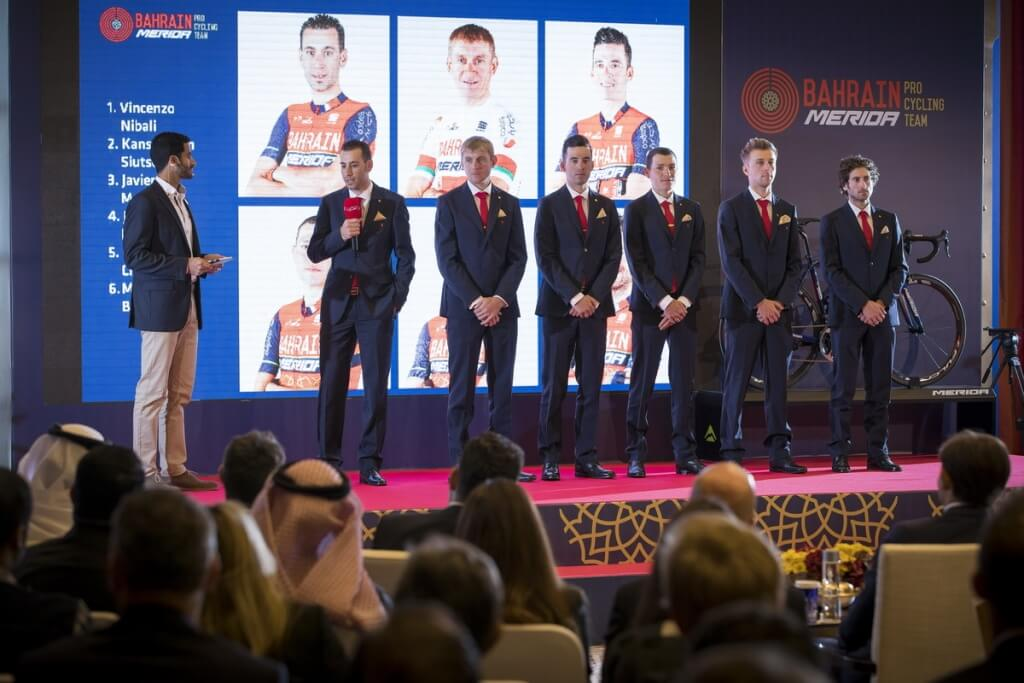 Bahrain Merida Pro Cycling Team 09