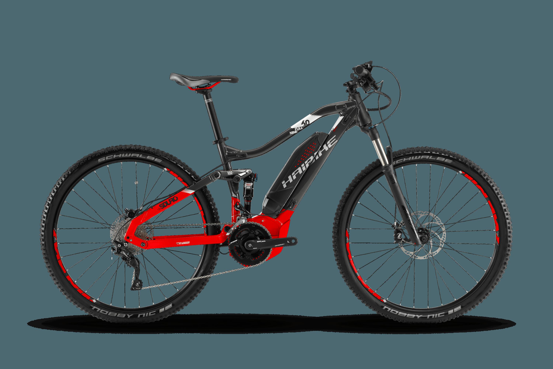 bicicleta electrica de inchiriat haibike sduro fullnine 2018