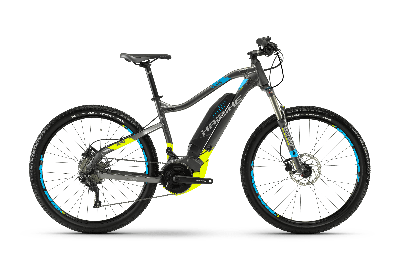 bicicleta electrica de inchiriat haibike sduro hardnine 2018