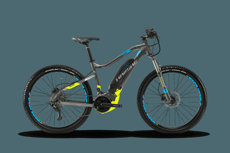 bicicleta electrica de inchiriat haibike sduro hardseven 2018