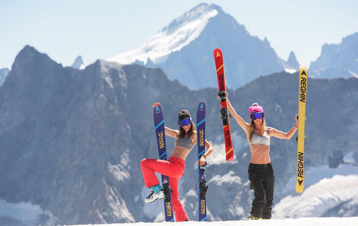 pot să pierd schiurile în greutate