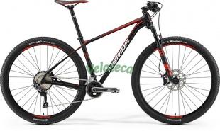 Bicicleta de munte Merida Big.Nine 800 2017 negru rosu alb