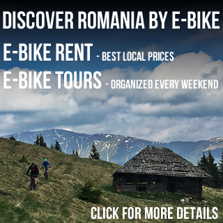 Discover Romania by e-bike