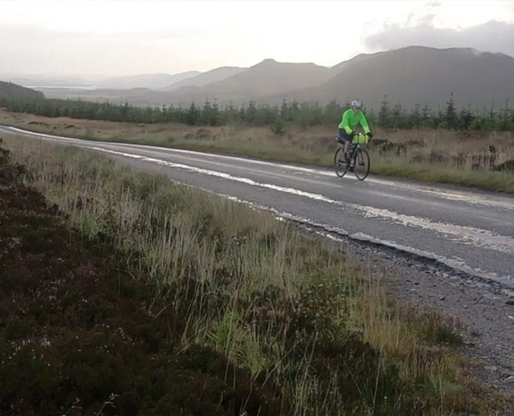 Bikepacking scotia Great Glen Way