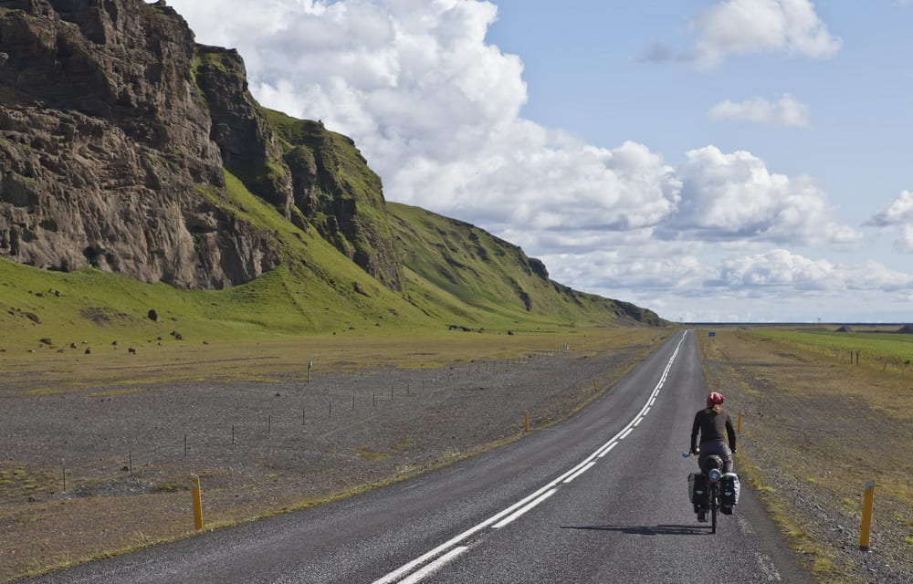 cicloturism islanda